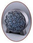 Mini As Urn 'Mandala' in Diverse Kleuren - HM427