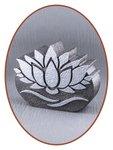 Mini As Urn 'Lotus' in Diverse Kleuren - HM428