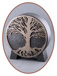Mini As Urn 'Tree of Life' in Diverse Kleuren - HM427B