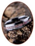 Ceramic Zirconium Uni As Ring - TC01P_