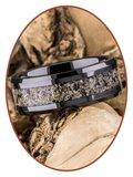JB Memorials Ceramic Zirconium As Ring - RB141_