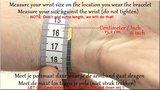 JB Memorials Edelstalen RVS / Leren (As) Kralen Armband met vulschroef - ZAS014XA_