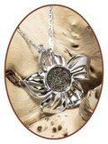 Close2Me© 'Endless Flower' Sterling Zilveren Ashanger - CM007
