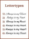 Edelstalen/RVS 'Always in my heart' Dieren Ashanger - B304AD_