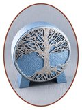 Mini As Urn 'Tree of Life' in Diverse Kleuren - HM427B_