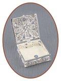 Memory Box / Mini Urn 'Heart' - M392_
