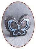 Mini As Urn 'Vlinder' in Diverse Kleuren - HM443