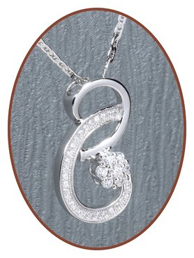 925 Sterling Zilveren Special Assieraad - ZSP148