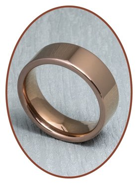 Tungsten Carbide Graveer Gedenk Ring - XR02