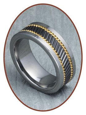 Tungsten Carbide Graveer Ring - XR05