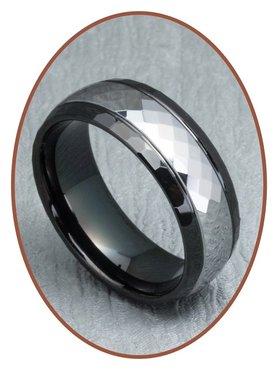 Tungsten Carbide Graveer Ring - XR11