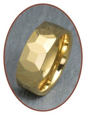 Tungsten Carbide Graveer Ring - XR13