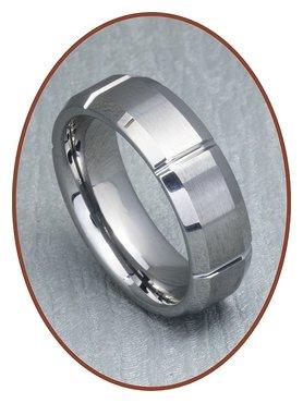 Tungsten Carbide Graveer Ring - XR15