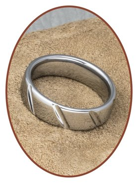 Tungsten Carbide Graveer Ring - TSR548