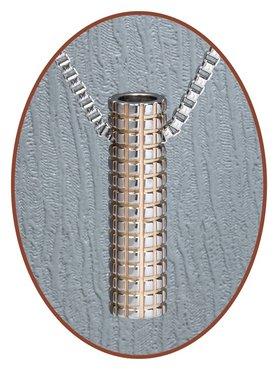 JB Memorials Premium Tungsten Carbide 'Tube' Ashanger - TU002