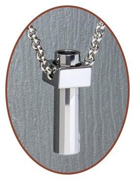 JB Memorials Premium Tungsten Carbide Designer Ashanger - TU003
