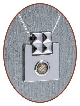 JB Memorials Premium Tungsten Carbide Designer Ashanger - TU011