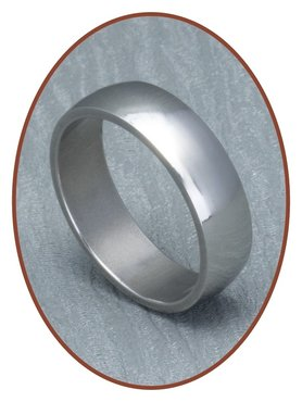 316L Edelstalen Graveer Ring - TR010