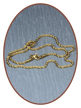 Edelstalen RVS Ketting / Collier - RVS227
