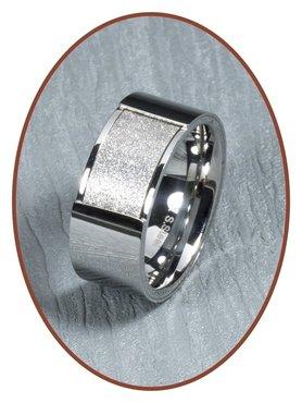 316L Edelstalen Graveer Ring - RSSD02