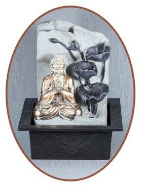 Uniek en Exclusief Buddha Fonteintje Met Asverwerking - M351