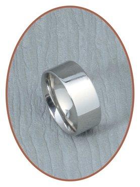 316L Edelstalen Graveer Ring - PFX2447