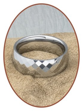 Tungsten Carbide Graveer Ring - KR4000
