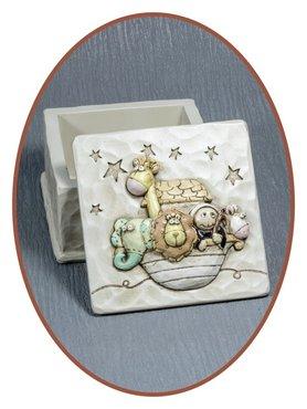 Kinder Memory Doosje / Mini Urn  - M116