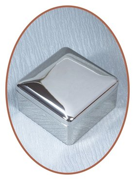Memory Doosje / Mini Urn Vierkant - JB1013