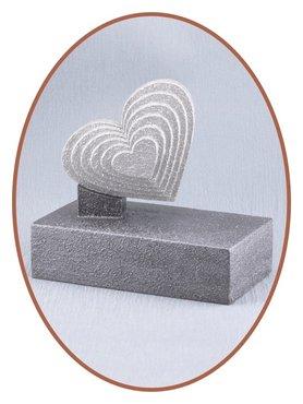 Mini As Urn 'Secret Heart' - HM358