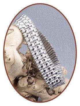 Edelstalen RVS As Armband - ASB007