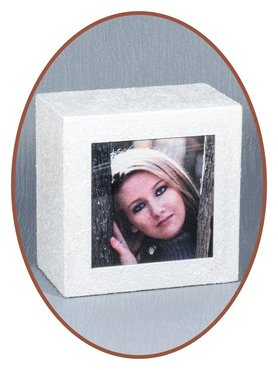 Mini As Urn met Foto op Aluminium - HM294F