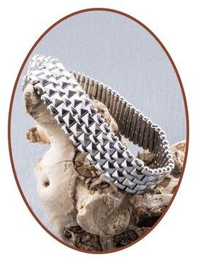 Edelstalen RVS As Armband - ASB005