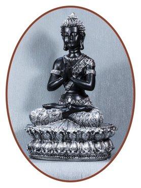 Midi Urn/ Memorybeeld Thai 'Buddha' 35cm - BU018B