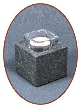 Mini As Urn met Theelicht Houder - HM287