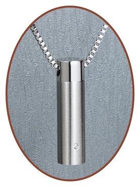 Edelstalen/RVS Design Ashanger - B347