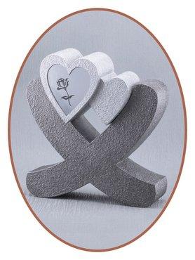 Mini As Urn 'Hearts In Steel' - HM303