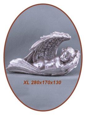 Midi As Urn Slapende Engel XL in Diverse Kleuren - M045