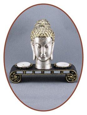 Midi Urn/ Memorybeeld Thai Buddha 19cm - BU081