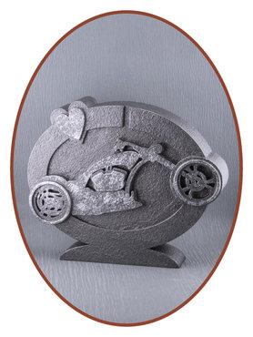 Midi Design As Urn 'Biker' in diverse Kleuren - HM324A