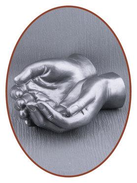 Mini As Urn 'Protecting Hands' in Diverse Kleuren - M042