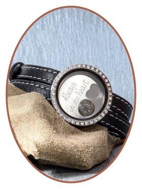 316L Edelstalen As Armband - AB191