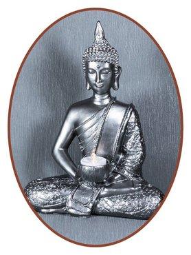 Midi Urn/ Memorybeeld Thai 'Buddha' 27cm - BU76A
