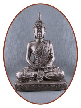 Midi Urn/ Memorybeeld Thai 'Buddha' 27cm - BU001
