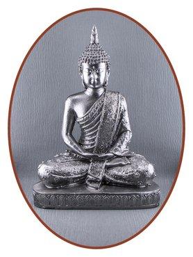 Midi Urn/ Memorybeeld Thai 'Buddha' 27cm - BU002