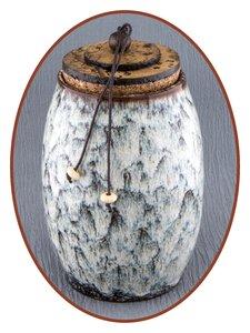 Midi Urn 'Ceramic' - AU003