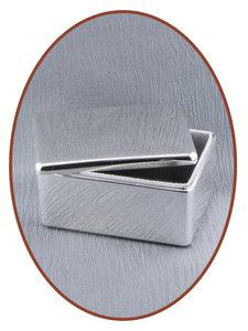 Graveerbare Memory Box / Mini Urn 'Square' - M395