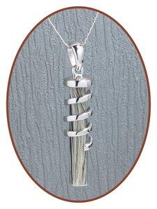 925 Sterling Zilveren Paardenhaar Hanger - Z032P