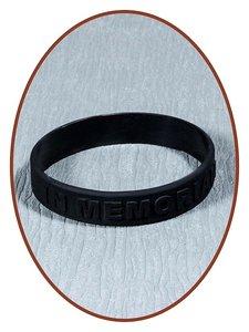 Rouw Armband 'In Memoriam' - MEMOR01