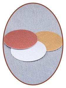 Aluminium Sublimatie Gedenk Discs  - ALSUB002